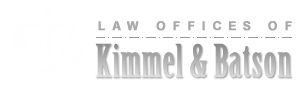 Law Offices of Kimmel & Batson